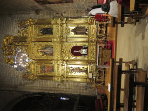 Chapel in the Cathedral (Pamplona)