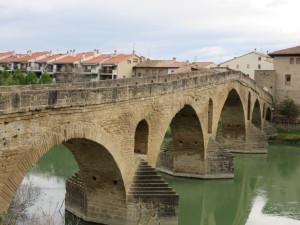 Bridge of la Puenta Reina