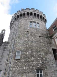 Norman Tower in Dublin Castle, c 1228