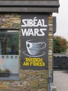 Gaelic Star Wars Signs