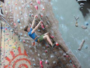 Climbers at Play