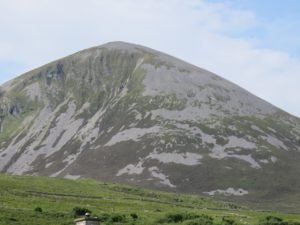 Croagh Patrick from the base