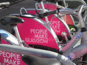 People Make Glasgow (Bike Sharing)