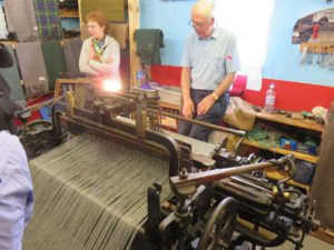 Harris Tweed Loom